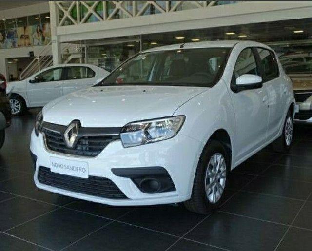 Novo Renault Sandeiro