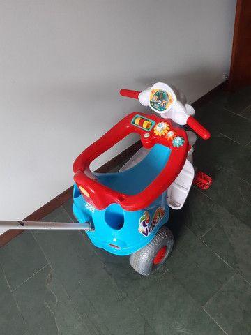 Motoca que virá triciculo tem efeito sonoro!!***** - Foto 2