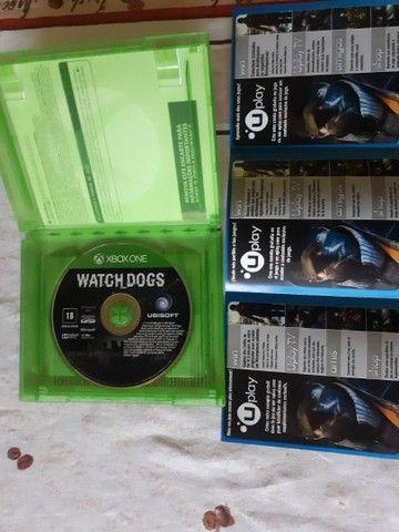 Jogo watch dogs original Xbox one