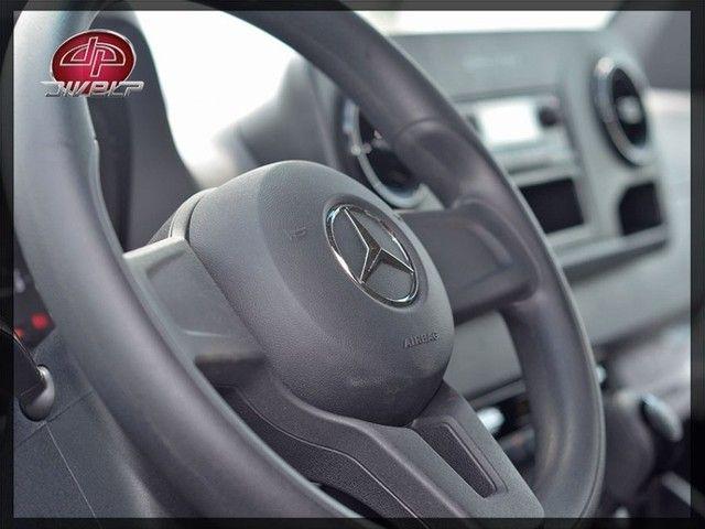 Mercedes-Benz Sprinter 314 CDI Chassi com Baú 0km - Foto 11