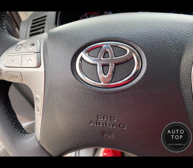 Hilux cd SRV 4x4 2.7 flex aut. 2012 *top*imperdível*financio em até 48x - Foto 20