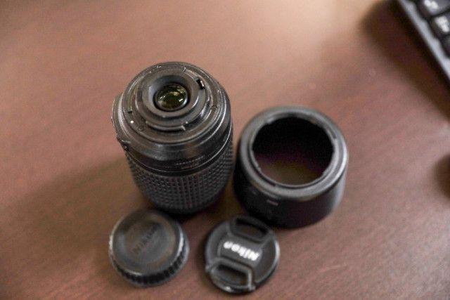 Lente Nikon 55-200mm - Foto 3