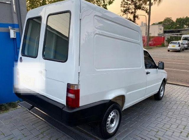 Fiat fiorino 1.3 8v fireflex completo unico dono financiamento facil wluz - Foto 3