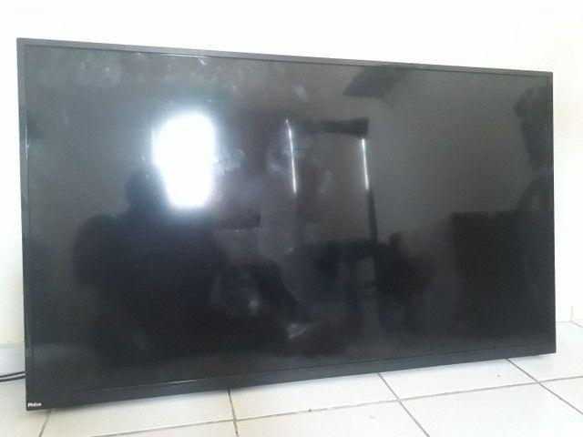 Smart 's tv com defeito nas telas!