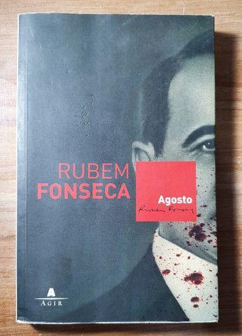 Livro Agosto | Rubem Fonseca