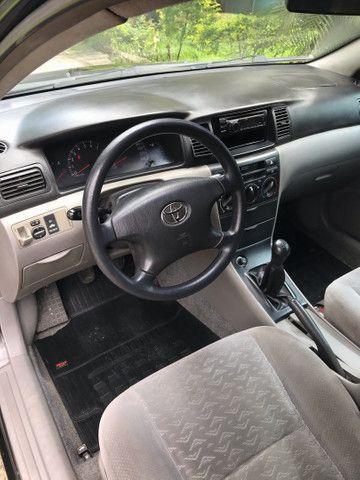 Toyota Corolla XEI 1.8 2004 (GNV 5ª geração) - Foto 7