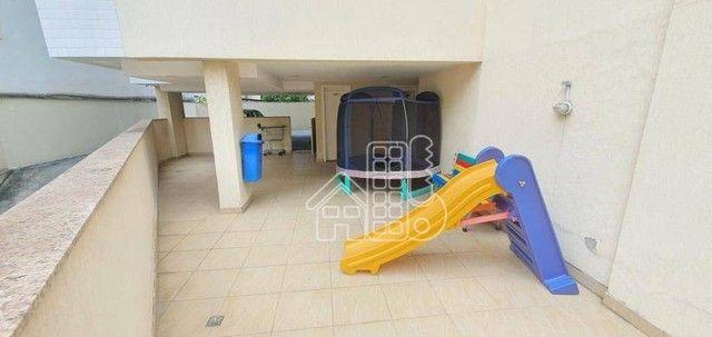 Apartamento com 3 dormitórios à venda, 130 m² por R$ 748.000,00 - Ingá - Niterói/RJ - Foto 20