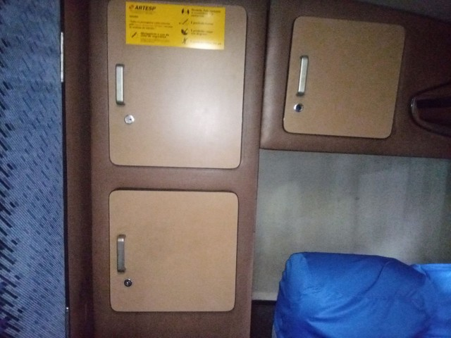 Onibus rodoviario marcopolo 91 novo - Foto 9