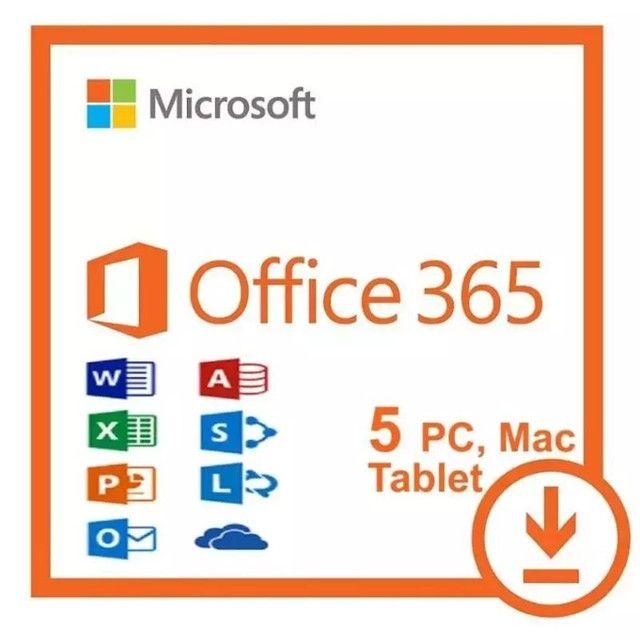 Pacote office 365 2019 original - Foto 2