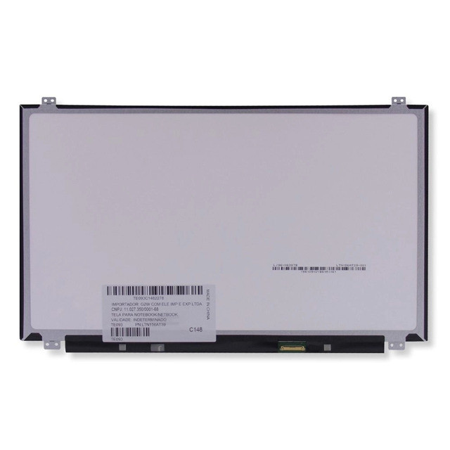 "Tela 15.6"" LED Slim para Notebook Part Number LP156WHB (TP)(A1) LG - Foto 2"