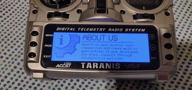 Rádio Frsky X9D Plus em estado de novo - Foto 3