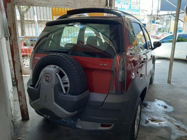 Fiat Idea Adventure 1.8 completo sem entrada + 48x fixas Lindo!! - Foto 5