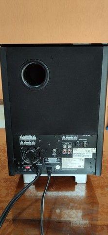 Philips HTS8100 Soundbar com Subwoofer SW8100/59 (não liga) - Foto 3