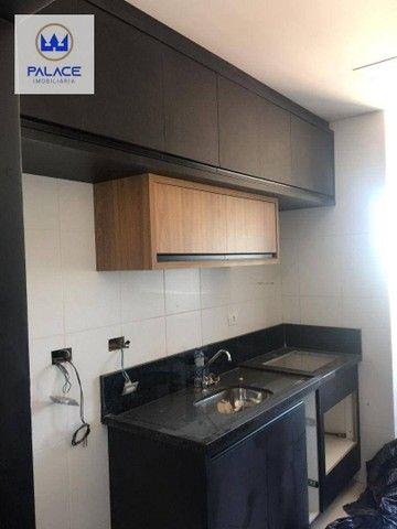 Apartamento com 2 dormitórios para alugar, 45 m² por R$ 700/mês - Jardim São Mateus - Pira - Foto 11