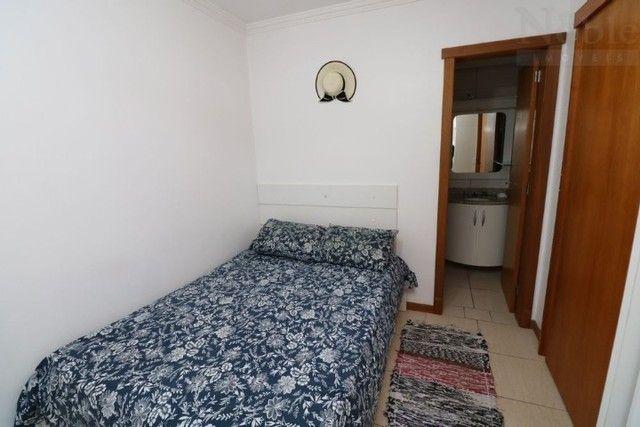 Apartamento com vaga, 50 metros do mar da Praia grande em Torres -RS - Foto 7