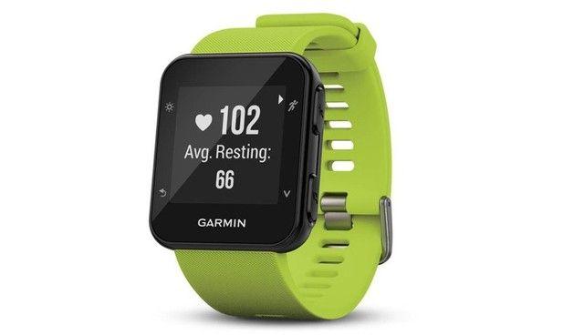 Garmin Forerunner 35 Gps Relógio Monitor Cardíaco