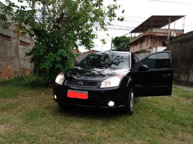 Fiesta 2010 1.6 8v Flex Hatch Manual com GNV