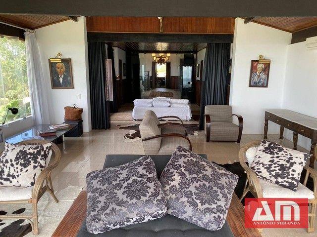 Casa com 5 dormitórios à venda, 390 m² por R$ 1.300.000,00 - Alpes Suiços - Gravatá/PE - Foto 7