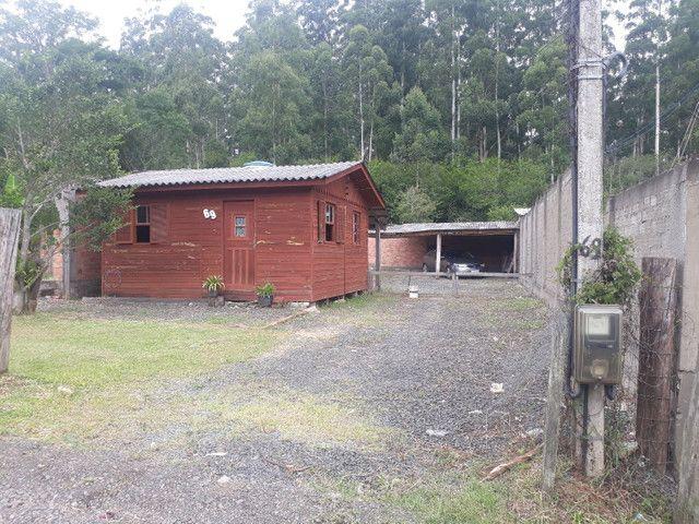 Vendo casa com dois terrenos 22x30 - Foto 3
