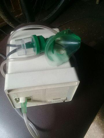 Vendo aparelho de aerosol usado  - Foto 2
