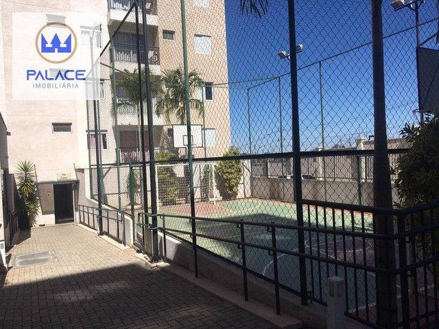 Apartamento com 2 dormitórios para alugar, 45 m² por R$ 700/mês - Jardim São Mateus - Pira - Foto 2
