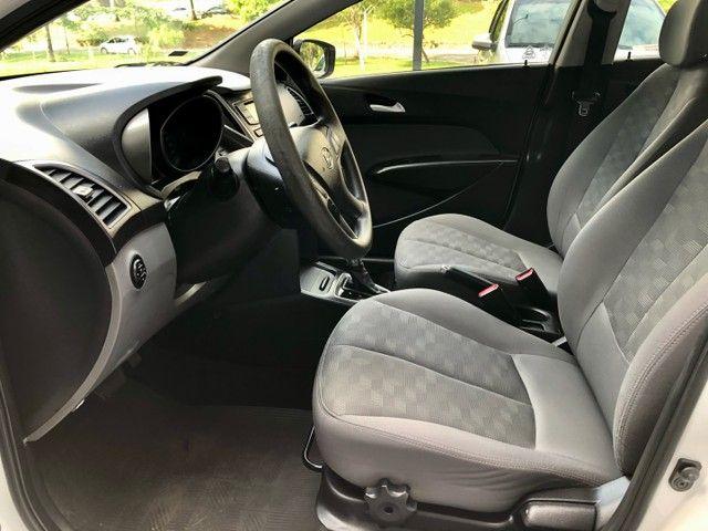 HB20S Comfort Plus 1.6 Flex completo automático único dono revisado  - Foto 7
