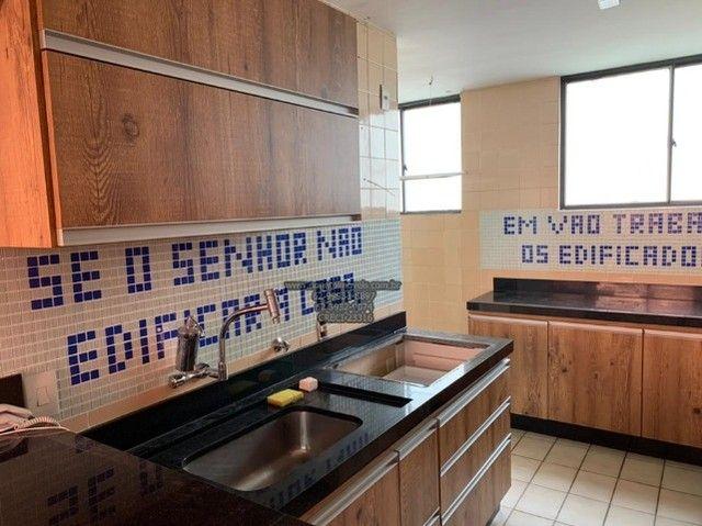 Excelente apartamento no setor Oeste, rico em armários, Goiânia, GO! - Foto 10