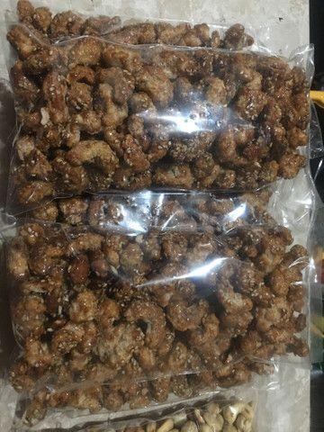 Amêndoas de castanhas de Caju selecionadas - Foto 4