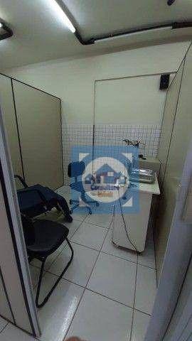 Sala para alugar, 46 m² por R$ 1.600,00/mês - Encruzilhada - Santos/SP - Foto 4