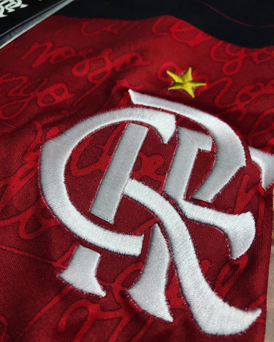 Camisa do Flamengo  - Foto 6