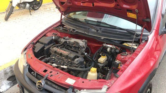 Chevrolet Celta vermelho - Foto 9