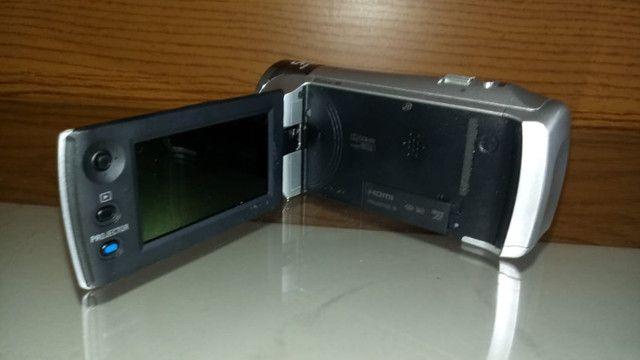 Filmadora HDR Sony Fulhd 1080p- Saída Limpa para Lives - Foto 3