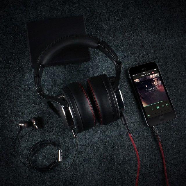 Fone Oneodio com fio profissional estúdio pro dj - Foto 3