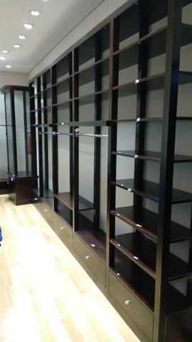 Mobiliário estilo Inglês para loja/pub/livraria/escola, parcelado! - Foto 5