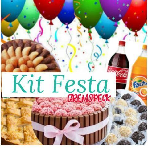 Kit Festa Delicioso