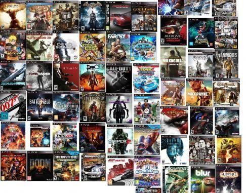 Frete Gratis Todo Brasil Jogos PS3 Lançamentos