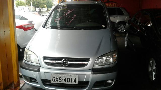 Gm - Chevrolet Zafira