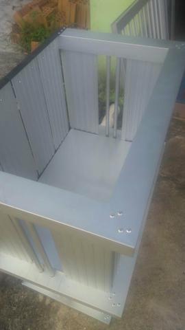 Lixeiras de Aluminio