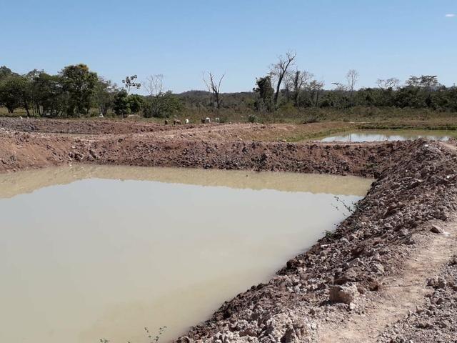 Sitio proximo de cuiabá a 105km, sentido Rondonópolis, Agrovila das palmeiras - Foto 6