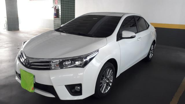 Corolla 2017 Xei 2.0 + GNV - MUITO NOVO - particular - carro de garagem - 43550km - Foto 5