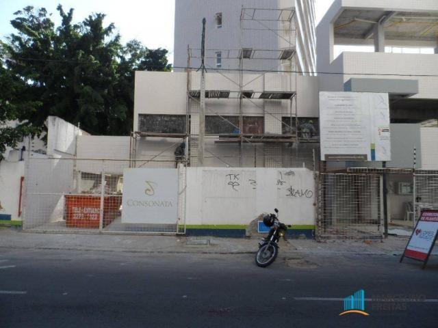 Apartamento residencial à venda, Meireles, Fortaleza - AP2772. - Foto 4