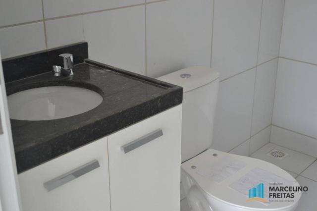 Apartamento residencial à venda, Jangurussu, Fortaleza. - Foto 14