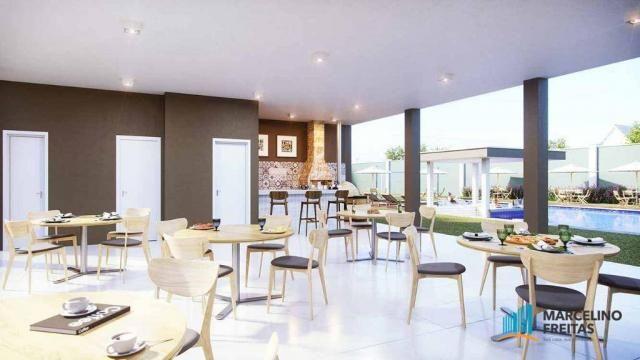 Apartamento residencial à venda, Messejana, Fortaleza. - Foto 9