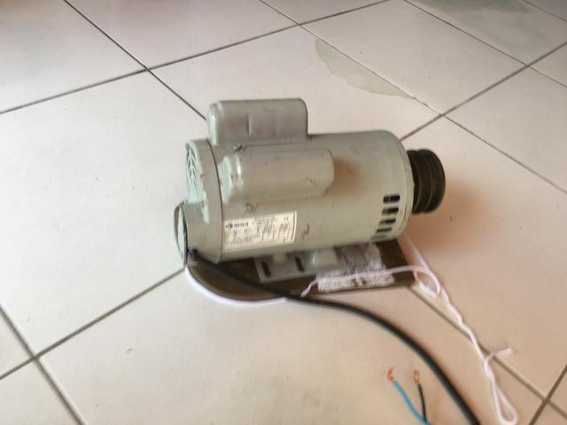 Motor elétrico monofásico - Foto 6