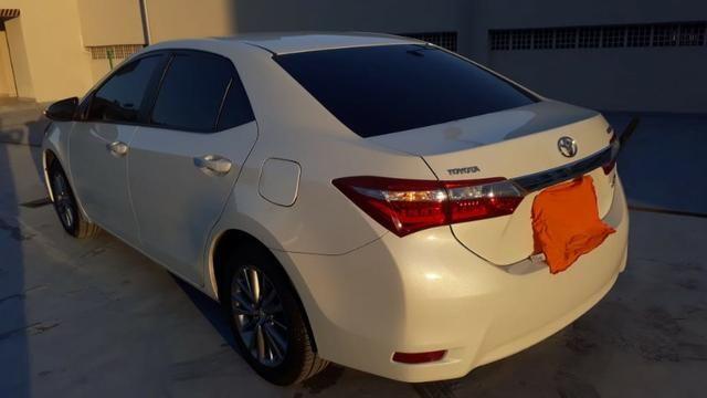 Corolla 2017 Xei 2.0 + GNV - MUITO NOVO - particular - carro de garagem - 43550km - Foto 4