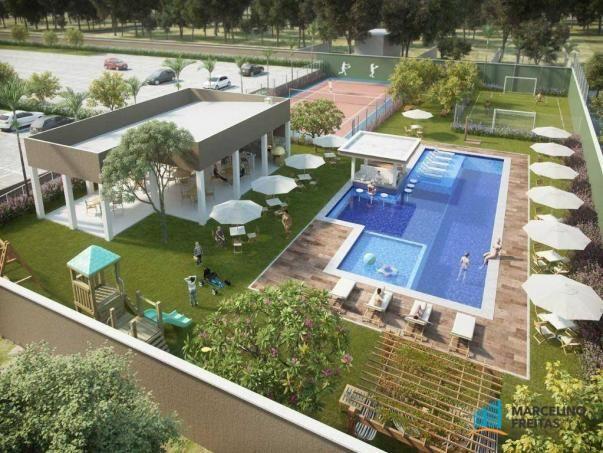 Apartamento residencial à venda, Messejana, Fortaleza. - Foto 10