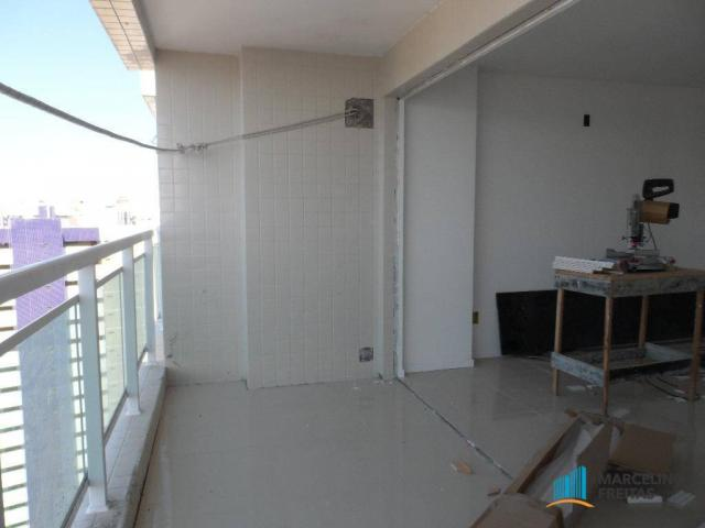 Apartamento residencial à venda, Meireles, Fortaleza - AP2772. - Foto 17