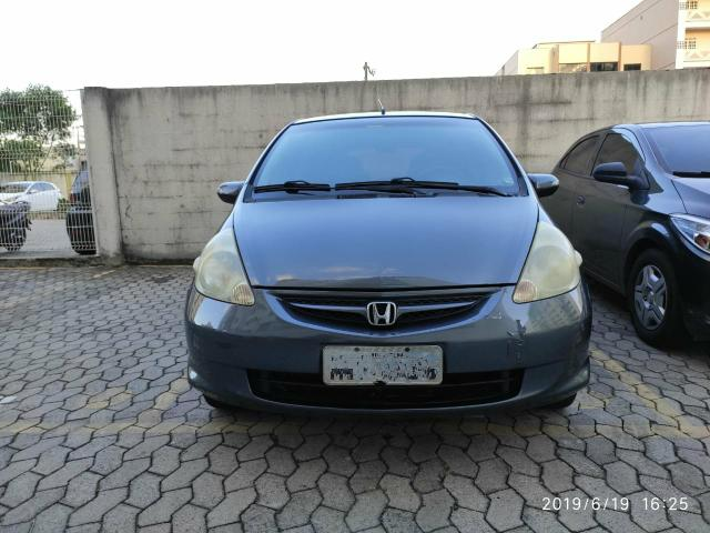 Honda Fit EX 1.5 automático 2006/2007 - Foto 8