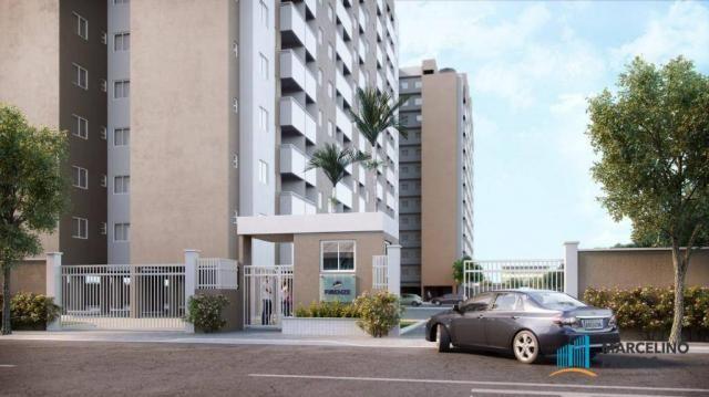 Apartamento residencial à venda, Messejana, Fortaleza. - Foto 4