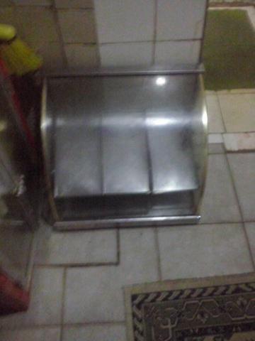 Estufa de vidro elétrica 6 bandeja - Foto 2